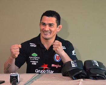 Fracimar Bodão, lutador UFC (Foto: Duaine Rodrigues)