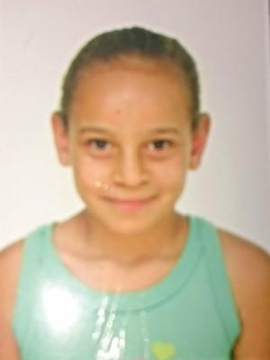 Gabriela Aparecida Alves é procurada por família e polícia (Foto: Reprodução/ TV TEM)