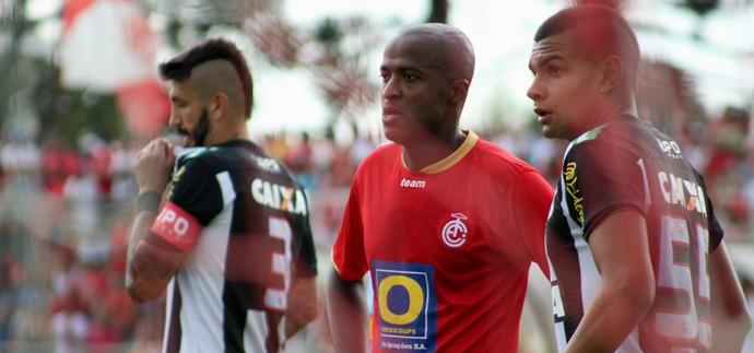 Reinaldo Inter de Lages x Figueirense (Foto: Greik Pacheco/Inter de Lages)