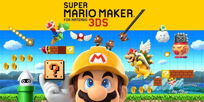 Super Mario Maker retorna via 3DS (Foto: Divulgação/Nintendo)