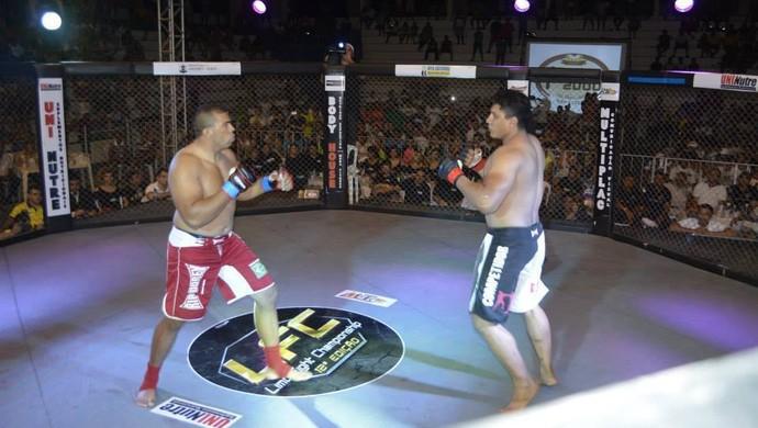 Júnior Desequilibrado, De Assis do Vale, Limo Fight (Foto: Divulgação)
