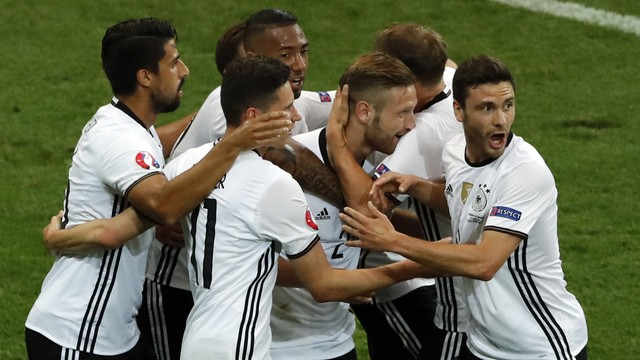 e555d15c73 Alemanha x Ucrânia - Eurocopa 2016 - globoesporte.com
