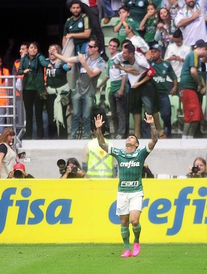 Palmeiras x Corinthians Dudu