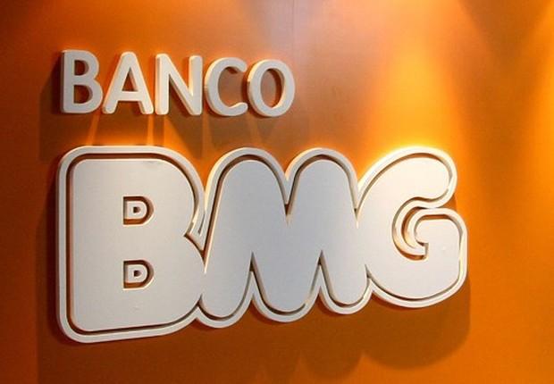 Logo do banco BMG (Foto: Divulgação)