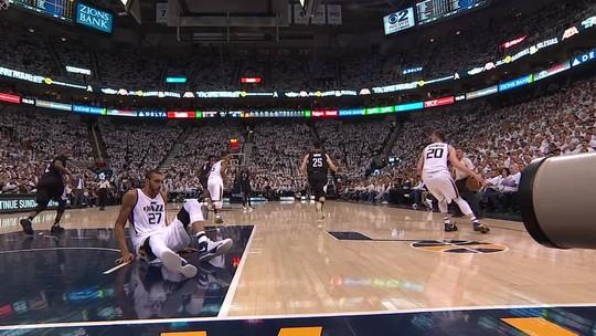 Clippers batem Jazz em Salt Lake City, igualam a série e decidem em casa