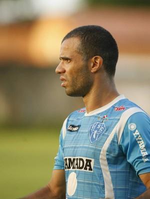 Marcus Vinícius acredita que o Paysandu está treinando para chegar forte no Re-Pa (Foto: Marcelo Seabra/O Liberal)