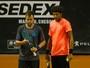 Feijão e Neis são eliminados por argentinos nas duplas do Brasil Open