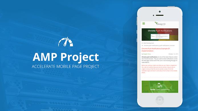 AMP carrega páginas da web rapidamente (Foto: Reprodução/Google)
