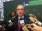 Cunha diz que dará 'ajuda total' a Michel Temer no Congresso