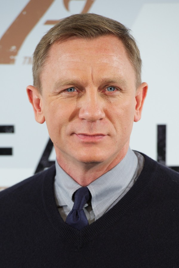 Daniel Craig - Olwyn Williams (Foto: Getty Images)