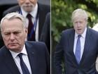 Novo chanceler britânico é um mentiroso, diz ministro francês