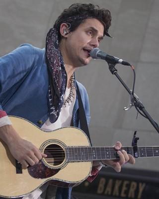 John Mayer (Foto: Adrees Latif/Reuters)