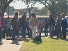 Unicamp tem dia de protesto contra e a favor das greves na volta às aulas