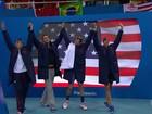 Michael Phelps conquista a 19ª medalha de ouro olímpica da carreira