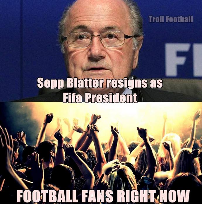 Zoações na web Fifa