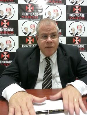 Roberto Monteiro candidato presidente do Vasco (Foto: Raphael Zarko)