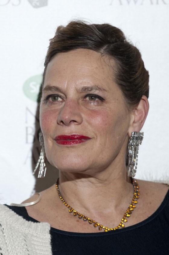 A escritora sul-africana Deborah Levy (Foto: Ben Pruchnie/Getty Images)