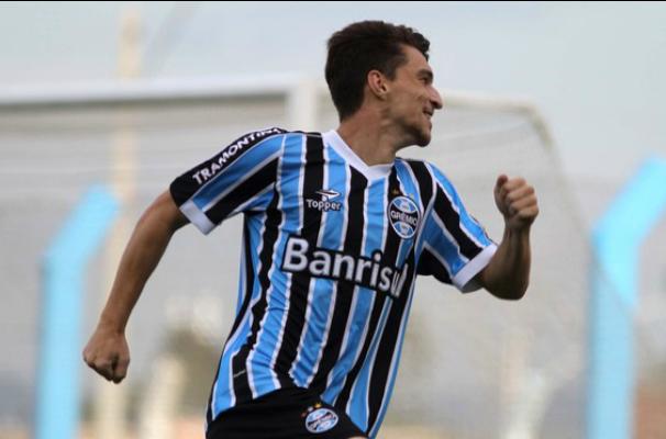 Grêmio (Foto: Luciana Leon/Futura Press)