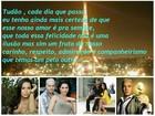 Gracyanne Barbosa se declara a Belo no aniversário de 1 ano de casamento