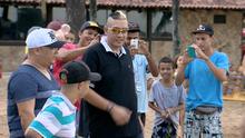 MC Bin Laden grava clipe em Vitória e bate um papo com o EMME (Divulgação/ TV Gazeta)