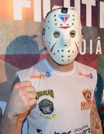 Rony Jason no UFC Goiânia (Foto: Raphael  Marinho)