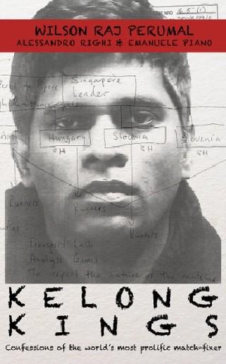 Capa do livro de Wilson Raj Perumal (Foto: Reprodução)