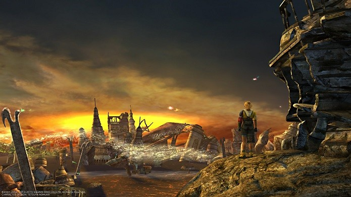 Final Fantasy X/X-2 HD Remaster (Foto: Divulgação)