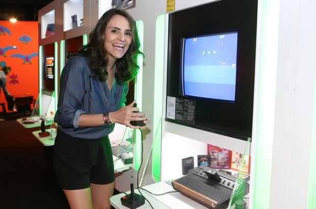 Fernanda Tavares (Foto: Reginaldo Teixeira / CS Eventos)