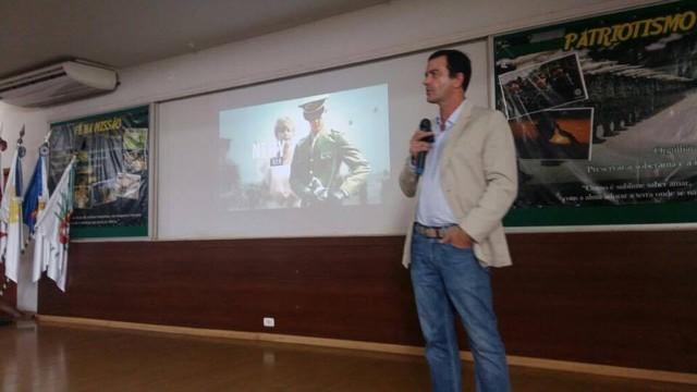 Evento aconteceu no 36º Batalhão (Foto: Divulgação)