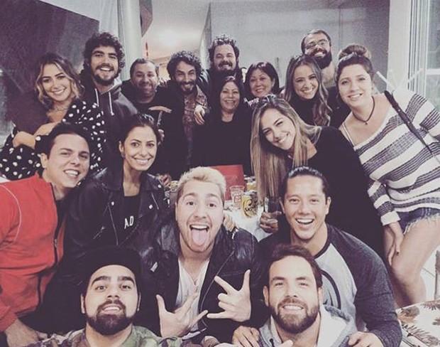 Novo affair de Caio Castro (Foto: Reprodução/Instagram)
