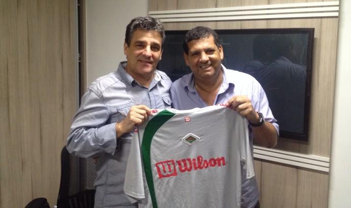 Eduardo Húngaro e valdemir mendes, cabofriense (Foto: Divulgação)