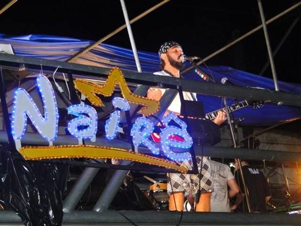 Banda Nairê é atração confirmada no Carnaval 2014 em Picos (Foto: Arquivo Banda Nairê)