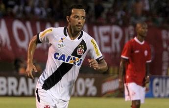 """Decisivo para o Vasco, Nenê alimenta sonho de Seleção: """"Por que não?"""""""