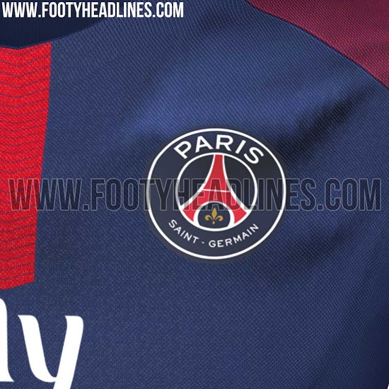 Nova camisa do PSG