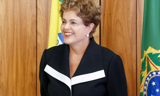 Presidenta Dilma Rousseff durante cerimônia de entrega das Cartas Credenciais dos Embaixadores Estrangeiro (Foto: Roberto Stuckert Filho / PR)