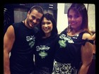 Ex-BBBs Rafa, Analice e Jake curtem festa na Bahia