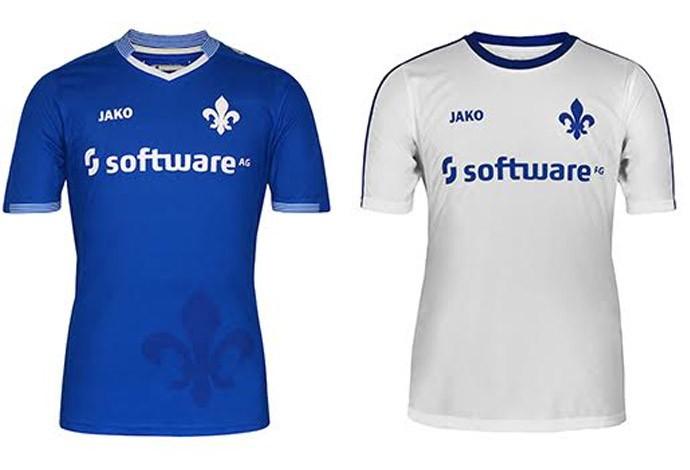 Camisas alemão - darm