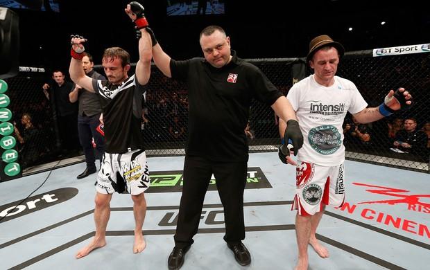 Brad Pickett x Neil Seery MMA UFC (Foto: Getty Images)