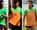 Coritiba pode ter três estreantes entre os titulares no Atletiba de domingo