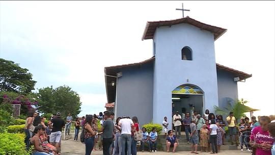 Comunidade da Grande BH protesta contra demolição de igreja determinada pela Justiça