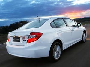 Honda Civic 2.0 (Foto: Divulgação)