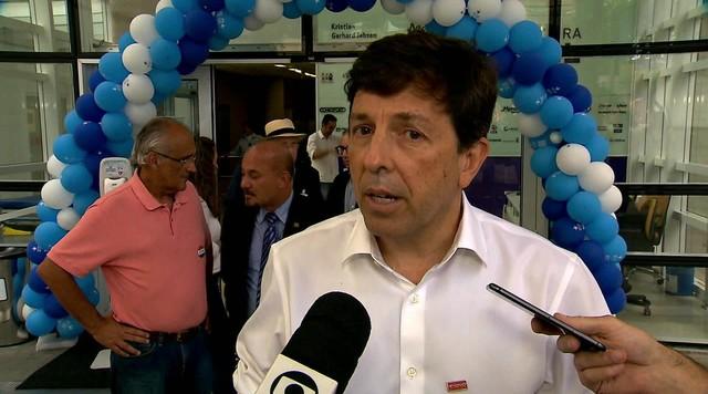 Veja a agenda de campanha do candidato à presidência pelo Novo, João Amoêdo