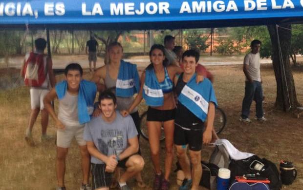 Musa Paraguai 2013 (Foto: Reprodução / Facebook)