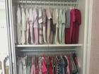 Deborah Secco mostra armário de sua primeira filha todo organizado