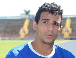 Henrique Mogi Mirim Santos Atacante (Foto: Rafael Bertanha / E aí? Produções)
