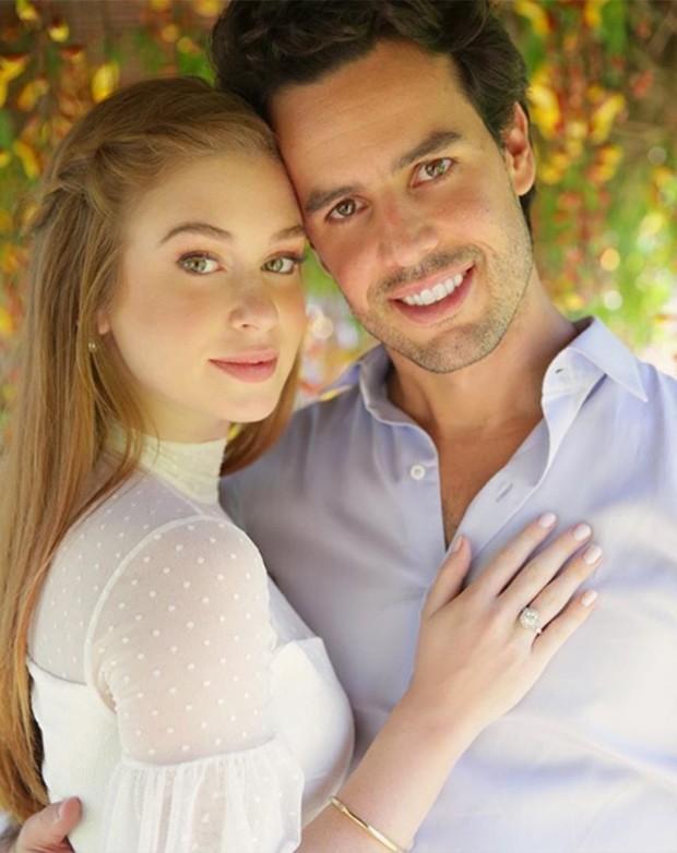 Casamento civil (Foto: Reprodução/ Instagram)