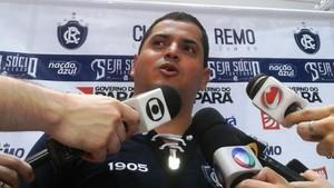 Leston Júnior - Remo (Foto: Gustavo Pena)