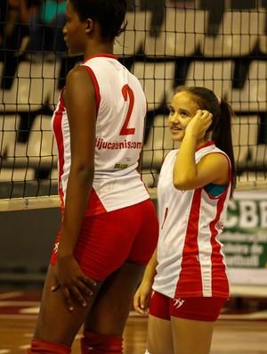 Jéssica Santos voleibol Tijuca (Foto: Marcelo 3M/Divulgação)