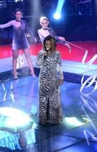 'Paciência' é a melhor do 5º dia de ao vivo (Tv Globo/ The Voice)