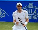 Murray vira sobre Raonic e conquista o título em Queen's pela quinta vez